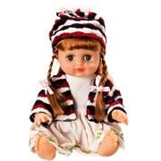 Кукла Алина в рюкзаке 35см (арт.8245)