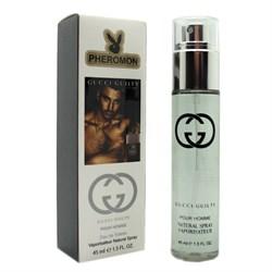 Парфюм с феромонами Gucci Guilty Pour Homme 45 ml (м) - фото 12192
