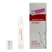 """Масл.духи с феромонами Armand Basi """"In Red"""" 10 ml (ж)"""