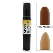 Корректор + Хайлайтер NYX Wonder Stick WS02 Medium