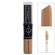 Консилер для лица 2 в 1 M.A.C Liquid Make-Up Consealer Stick 04