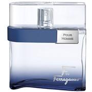 Salvatore Ferragamo Туалетная вода F By Ferragamo Free Time Pour Homme 100 ml (м)