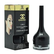 Тени + подводка Chanel Eyebrow and Eyeliner 2 in 1