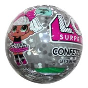 Кукла в шаре L.O.L. Surprise Confetti Pop Series 21 (арт. 8219)