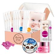 Beauty Club Подарочный набор средств по уходу за кожей лица Box № 054, 17 средств + подарок