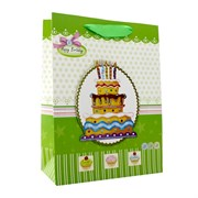 Подарочный пакет 23х18х10 см (арт. 5850)