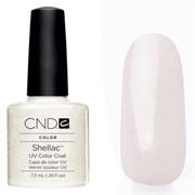 Шеллак CND Shellac (#40535) Silver VIP Status 7.3 ml. Серебристые блестки
