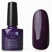 Шеллак CND Shellac (#40524) Rock Royalty 7.3 ml. Темно- фиолетовый эмалевый